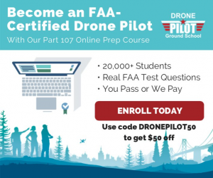 Drone Pilot Part 107 Test Prep Course banner